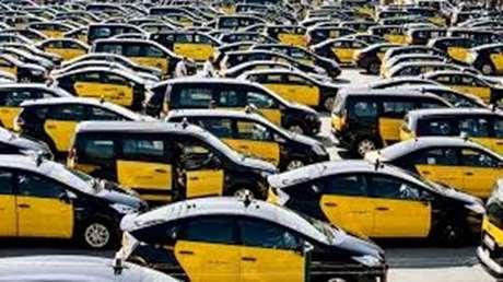 pedir-taxi-app-Fuentes de León